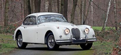 1959 Jaguar XK 150 3.4L Coupé