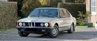 1981 BMW 745i E23