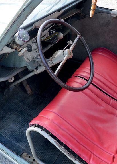1961 Citroën 2 CV Fog Green Very healthy Low original mileage French car registration...