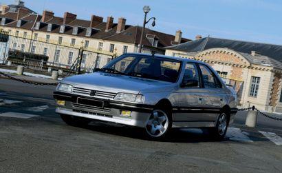 1991 Peugeot 405 MI 16