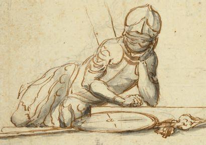 ATTRIBUÉ À LUDOVICO CARDI CIGOLI DI SAN MIGNIATO, 1559 - 1613,<br/>ROME