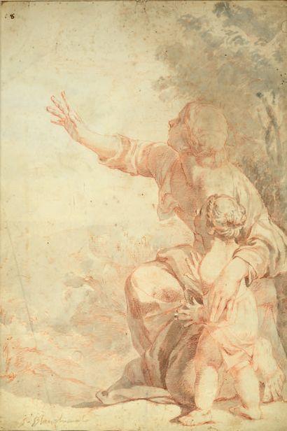 GABRIEL BLANCHARD PARIS, 1630/1704