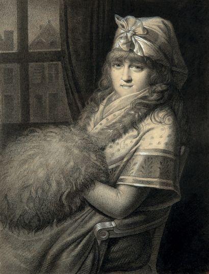 Jean-Baptiste ISABEY   Nancy, 1767 - 1855, Paris