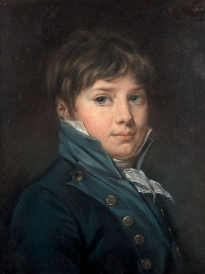 CLAUDE-JEAN-BAPTISTE HOIN DIJON, 1750/1817