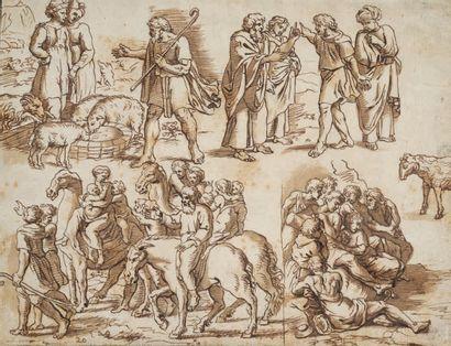 AGOSTINO MASUCCI ROME, 1691 - 1758
