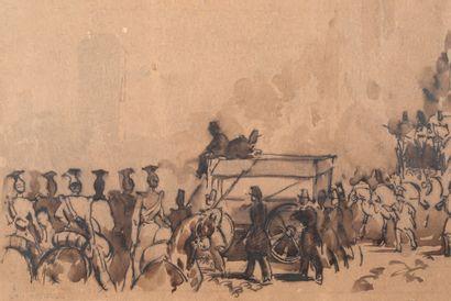 EUGÈNE LAMY PARIS, 1800/1890