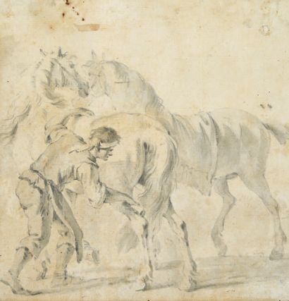 PIETER VAN BLOEMEN ANVERS, 1657 - 1720