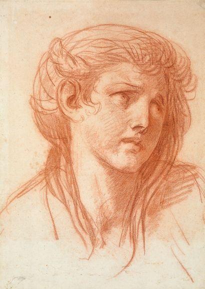 JEAN-BAPTISTE GREUZE TOURNUS, 1725 - 1805, PARIS