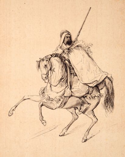 ÉCOLE FRANÇAISE, vers 1840