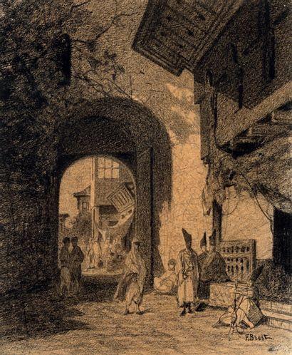 FABIUS BREST MARSEILLE, 1823 - 1900