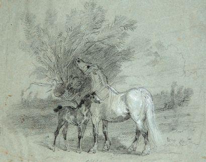 FRANÇOIS HYPPOLITE DELALAISSE,<br/>DIT LALAISSE NANCY, 1812 - 1844, PARIS