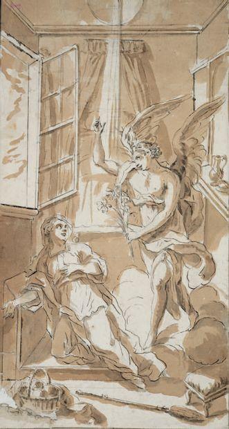 ÉCOLE FRANÇAISE, VERS 1550