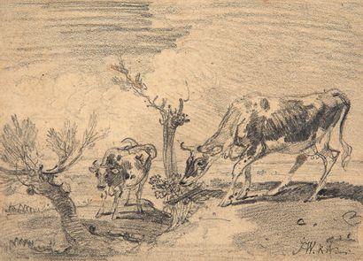 JAMES WARD LONDRES, 1769 - 1859, CHESHUNT