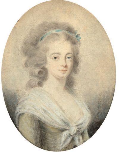 ATTRIBUÉ À AUGUSTIN DE SAINT-AUBIN PARIS, 1736 - 1807