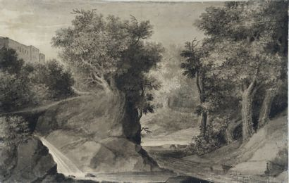 JEAN-ANTOINE CONSTANTIN, DIT CONSTANTIN D'AIX MARSEILLE, 1756 - 1844,<br/>AIX-EN-PROVENCE