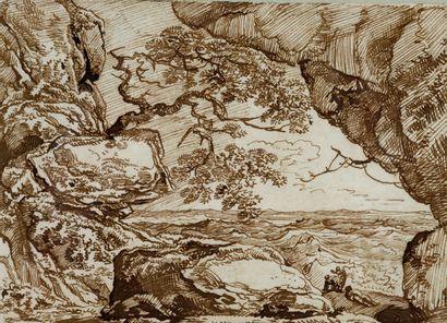JACOB DE GHEYN II,<br/>DIT JACOB DE GHEYN LE JEUNE ANVERS, 1565 - 1629, LA HAYE