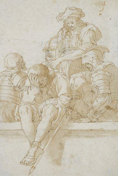 Ecole ROMAINE, vers 1620