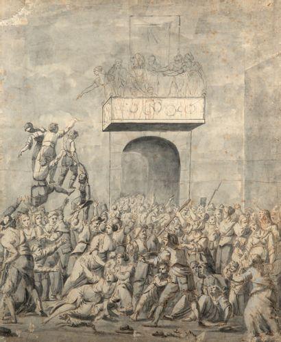 JEAN DUPLESSIS-BERTAUX PARIS, 1747/1750/1818