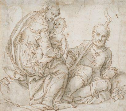 ATTRIBUÉ À PAOLO FARINATI, DIT FARINATO DEGLI UBERTI VÉRONE, 1524 - 1606