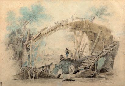 Jean-Baptiste PILLEMENT   Lyon, 172 - 1808