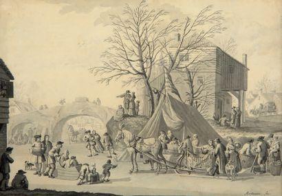NICOLAES AARTMAN AMSTERDAM, 1713 - 1793
