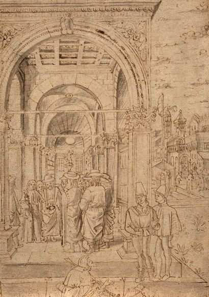École VÉNITIENNE du XVe siècle