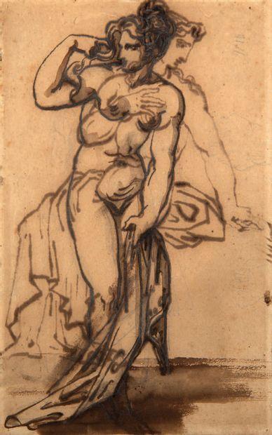 THÉODORE GÉRICAULT ROUEN, 1791 - 1824, PARIS