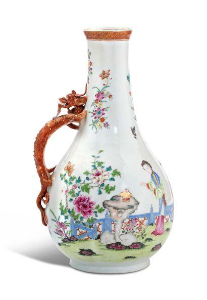 CHINE<br/>PÉRIODE QIANLONG (1735-1796)