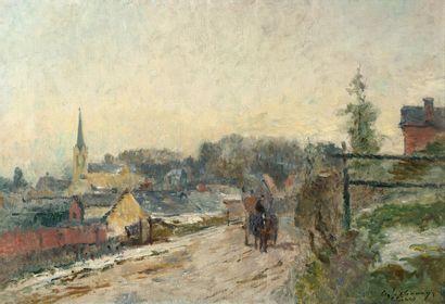 Albert Marie LEBOURG (1849-1928)