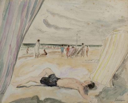 Henri Baptiste LEBASQUE (1865-1937)