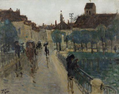 Pierre-Eugène MONTÉZIN (1874-1946)