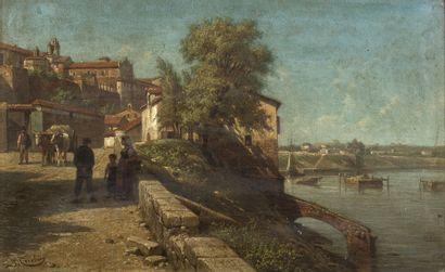 Jacques-François Carabain (1834-1933)