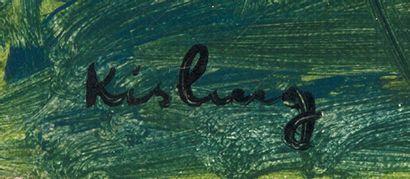 MOÏSE KISLING (1891-1953) Didi, 1936 Huile sur toile, signée en bas à gauche et titrée...