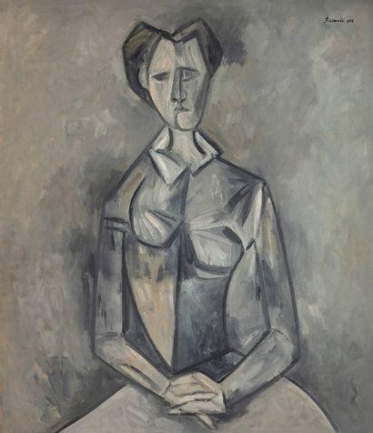 DULIO BARNABE DIT DUBÉ  (1914 - 1961)