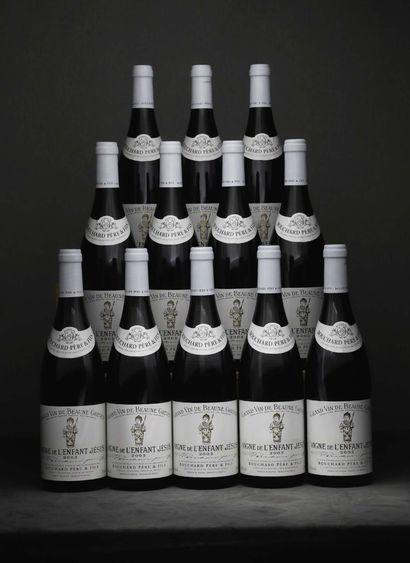 CBO 12 bouteilles Beaune 1er Cru Grèves...