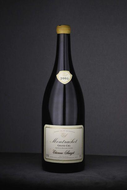 1 Magnum Montrachet (Grand Cru) 2005 Domaine...