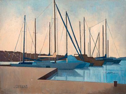 Jean DURAND (1919 - 2020)