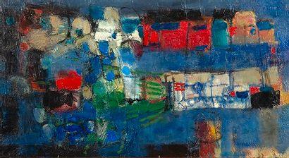 Attribué à Paul GUIRAMAND (1926 - 2007)