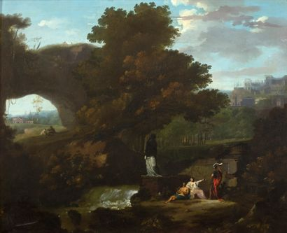JEAN-LOUIS DE MARNE BRUXELLES, 1752/1829, PARIS
