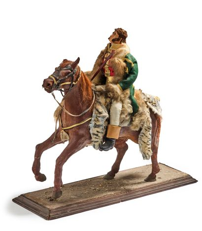 GRANDE FIGURINE DE JOACHIM MURAT Figurine...