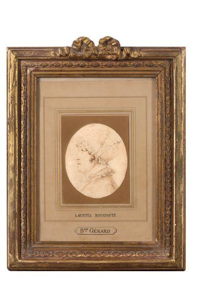 FRANÇOIS GÉRARD ROME, 1770/1837, PARIS