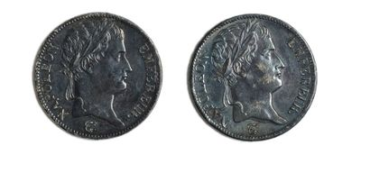 5 FRANCS ARGENT IER EMPIRE Comprenant/5 francs...