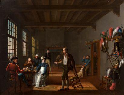 FRANS VERVLOET MALINE, 1795/1872, VENISE