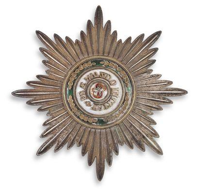 RUSSIE, ORDRE DE SAINT STANISLAS DE RUSSIE...
