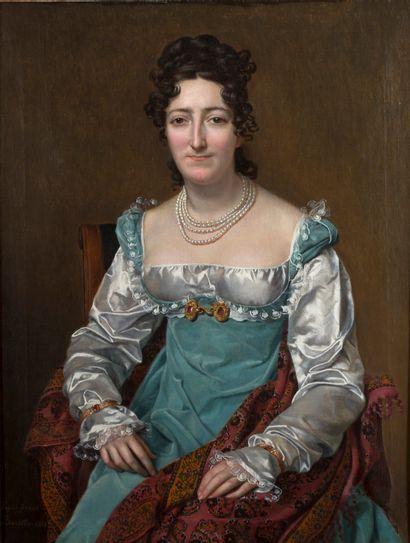 SOPHIE RUDE, NÉE FRÉMIET DIJON, 1797/1867, PARIS