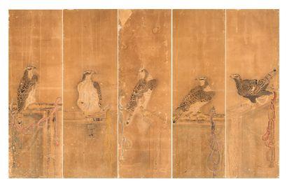 JAPON PÉRIODE EDO (1603-1868),<br/>XVIIIE - DÉBUT XIXE SIÈCLE