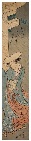 JAPON PÉRIODE MEIJI (1868-1912)<br/>D'après Shunchô (actif vers 1780-1795)