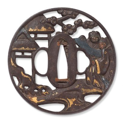 JAPON XVIIIe siècle