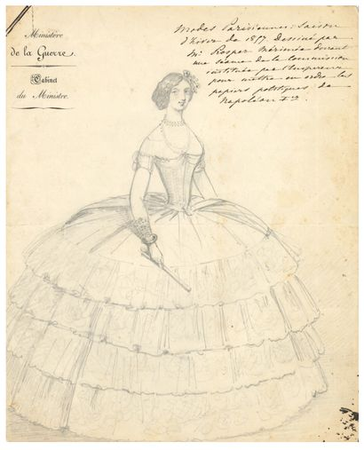 MéRIMéE Prosper (1803-1870)