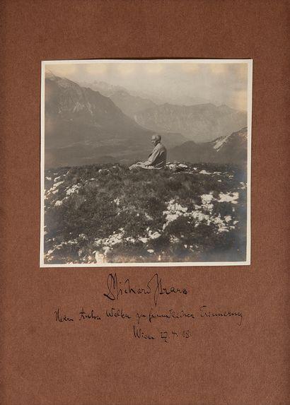 STRAUSS Richard (1864-1949)